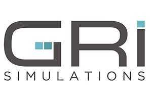 GRI Simulations logo